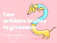 Two invitations