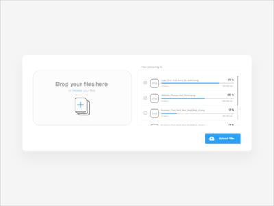 Daily UI #10 - File Upload