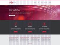 C-Lig Telecom Website