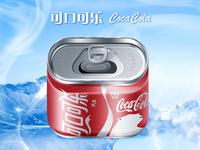 Coca Cola icon design
