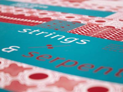 Strings & Serpents — REDCAT