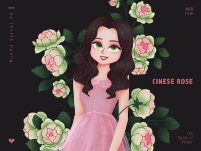 Cinese Rose