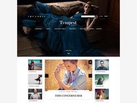 Tempest Magazine WordPress Theme
