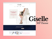 Giselle Exclusive WordPress Blog Theme