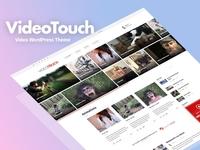 Videotouch Video WordPress Theme