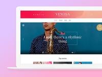 Venosa - Magazine & Blog WordPress Theme