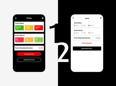 Activity Monitor status app