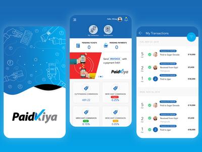 Paidkiya App