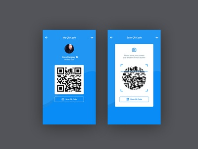 QR Scan and Show