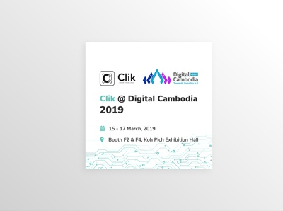 Digital Cambodia Event - Clik