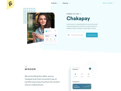 Chakapay interaction ux web design ui uiux creative illustration payment method colors trending popular payment app payment