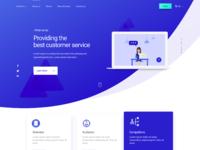 Customer service attachment