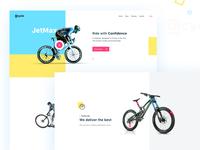 Bicycle_ Landing Page
