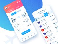 Flight/Hotel Booking App