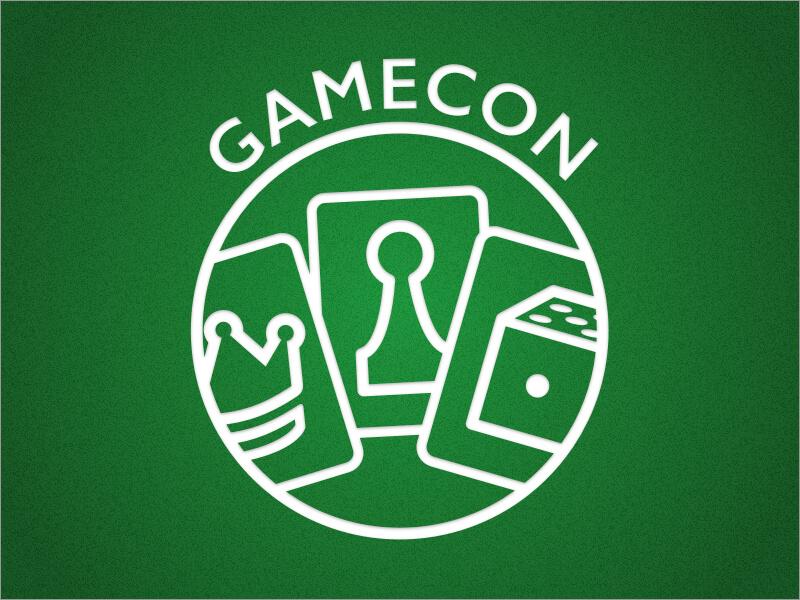 Gamecon dribbble