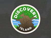 Animal Kingdom Badge – Discovery Island