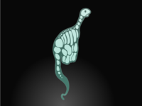 30 Minute Challenge - Ghost Dino