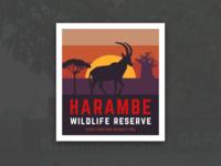 Animal Kingdom Badge – Harambe