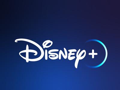 Disney Plus Logo Redesign brand redesigned redesign concept redesign adobe illustrator vector marvel star wars disneyland walt disney blue streaming gradient branding logo disney plus disney