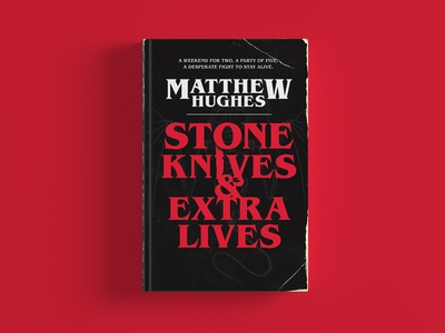 Stone Knives & Extra Lives Cover