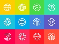 D23 - New Epcot Logos Recreation