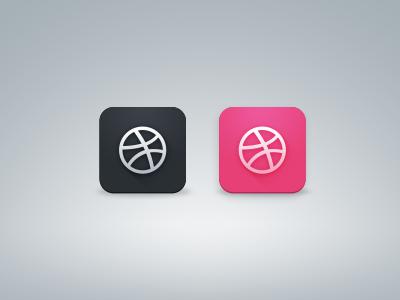 Freeshot Icon freeshot icon dribbble shadow app