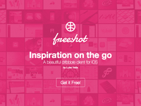 Freeshot App Official Launch!