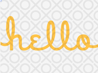 Hello Love logo