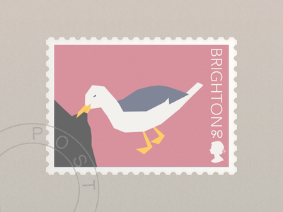 Brighton Stamp stamp brighton