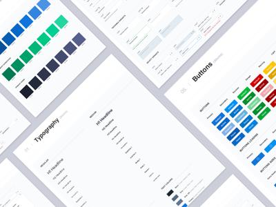 Style Guide 1.0 web system styleguide ui design design
