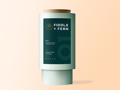 Fiddle + Fern Packaging
