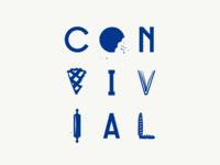 Convivial Food Logo