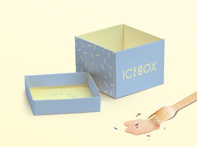 Icebox Mockup