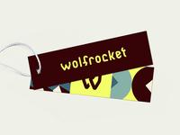 Wolfrocket Tag