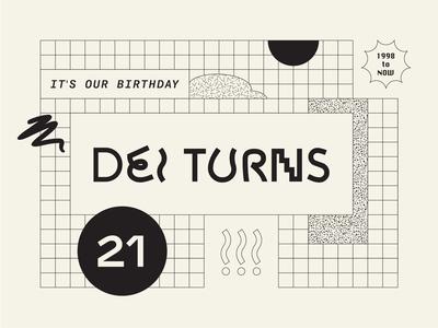 DEI 21st Anniversary