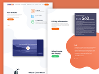 Career M - Homepage