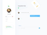 Chat Dashboard