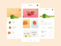 Fruits store application