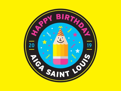 AIGA Saint Louis' Birthday