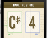 Name the String