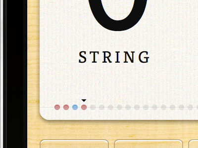 New Fretboard design iphone ios app fretboard ff tisa maple texture