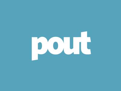 Pout Logo
