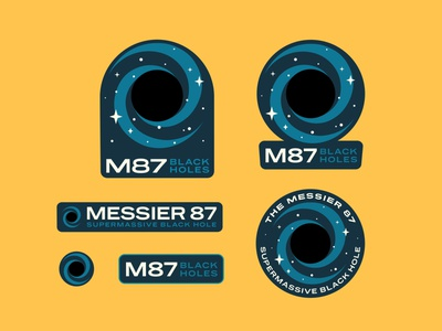 Messier 87 Spacemission spacemissionpatch