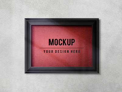 Free Wall Frame Mockup PSD mockups frame mockup free mockup mockup design psd mockup mockup mockup psd freebies