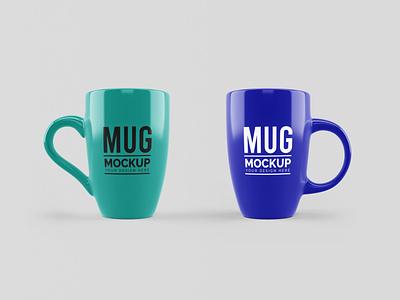 Free Ceramic Mug Mockup PSD coffee mug mockup mug mockup free mockup mockup design psd mockup mockup psd mockup freebies