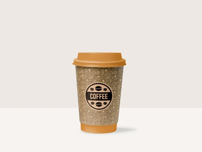 Free Paper Coffee Cup Mockup PSD coffee cup mockup coffee mockup cup mockup free mockup mockup design psd mockup mockup psd mockup freebies