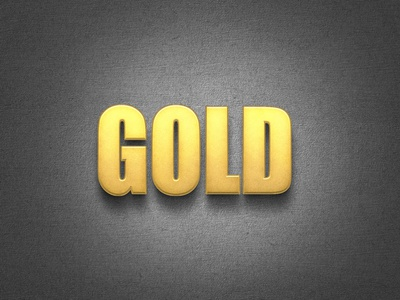 Free Golden Logo Mockup PSD logo mockup free mockup mockup design psd mockup mockup psd mockup freebies