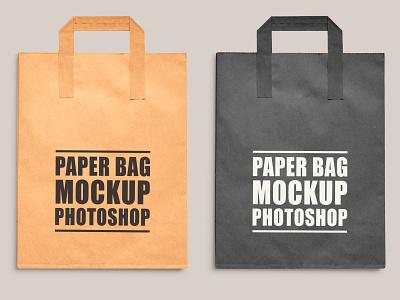 Free Paper Bag Mockup PSD paper bag mockup bag mockup mockups product design free mockup mockup design psd mockup mockup psd mockup freebies