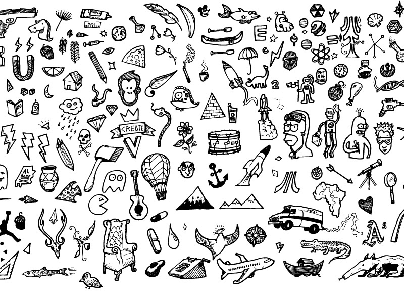 Doodles drawing doodling vectorart vector doodle graphicdesign design illustration