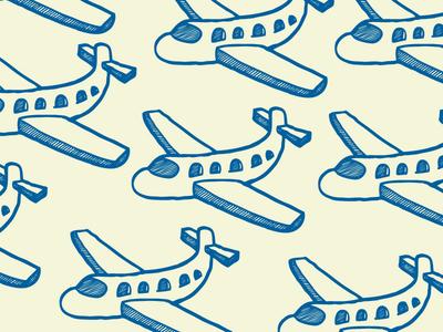 Planes drawing doodling vectorart vector doodle graphicdesign design illustration